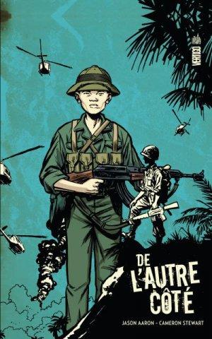 De l'autre côté édition TPB hardcover (cartonnée) - Edition 2013