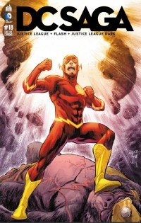 Justice League Dark # 18 Kiosque mensuel