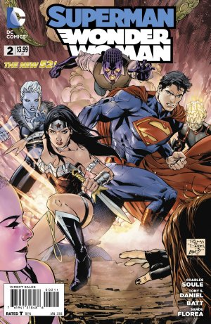 Superman / Wonder Woman # 2 Issues