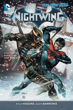 Nightwing # 2 TPB softcover (souple) - Issues V3
