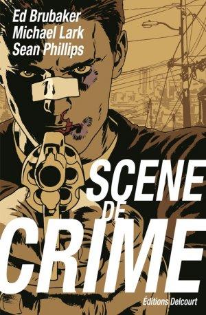 Scène de Crime édition TPB hardcover (cartonnée)