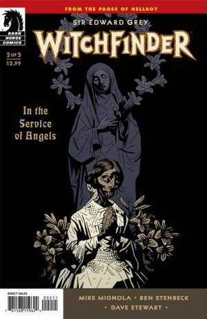 Sir Edward Grey, Witchfinder - In the Service of Angels # 2 Issues