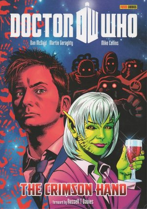 Doctor Who - Graphic Novel édition TPB softcover (souple)
