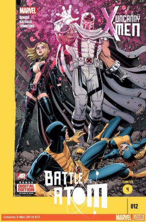 Uncanny X-Men # 12 Issues V3 (2013 - 2015)