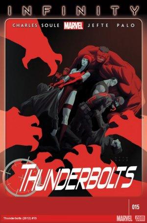 Thunderbolts # 15 Issues V2 (2012 - 2014)