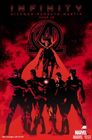 New Avengers # 10 Issues V3 (2012 - 2015)