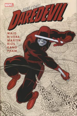 Daredevil édition TPB Hardcover - Issues V3 - Oversize (2013 - 2016)