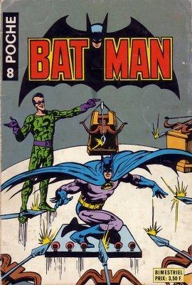 Batman Poche # 8