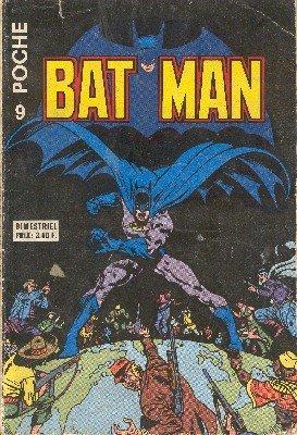 Batman Poche # 9