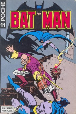 Batman Poche # 11