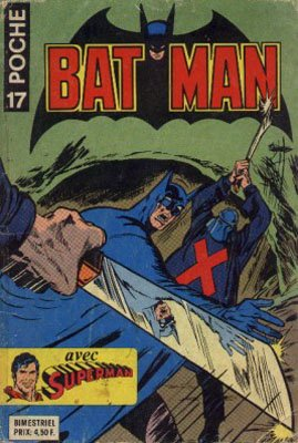 Batman Poche # 17