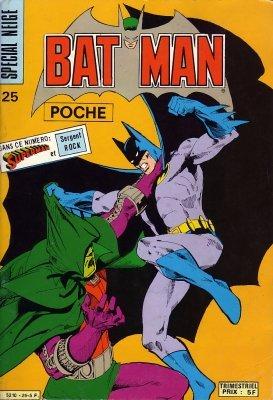 Batman Poche # 25