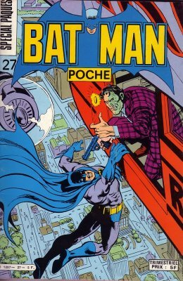 Batman Poche 27 - Deux combats en un seul