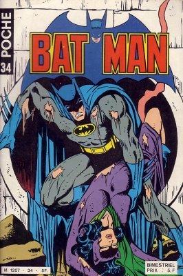 Batman Poche 34