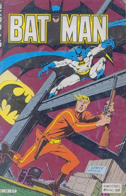 Batman Poche 35
