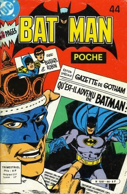 Batman Poche 44