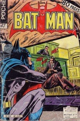Batman Poche