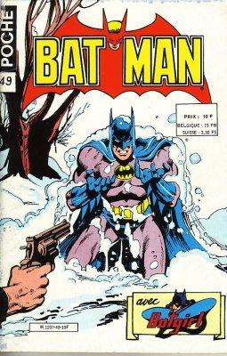 Batman Poche 49