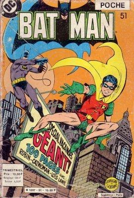 Batman Poche 51