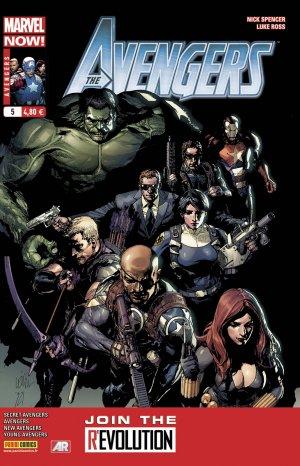 Avengers # 5