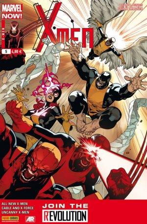 Uncanny X-Men # 5 Kiosque V4 (2013 - 2015)