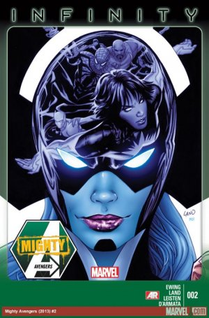 Mighty Avengers # 2 Issues V2 (2013 - 2014)