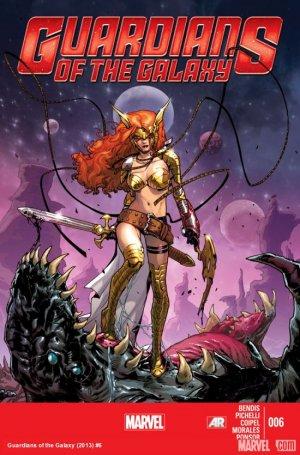 Les Gardiens de la Galaxie # 6 Issues V3 (2012 - 2015)