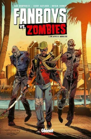 Fanboys vs Zombies T.2