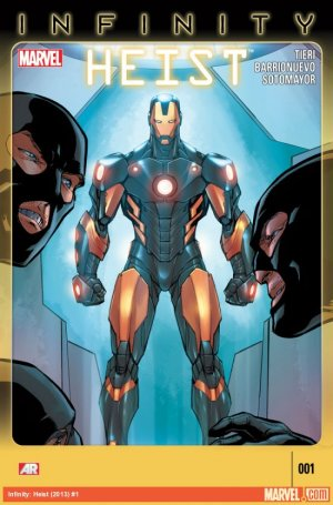 Infinity - Heist # 1 Issues (2013 - 2014)