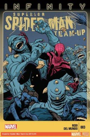 Superior Spider-man team-up # 3 Issues V1 (2013 - 2014)