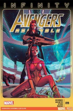 Avengers Assemble # 19 Issues V2 (2012 - 2014)