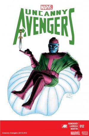 Uncanny Avengers # 12 Issues V1 (2012 - 2014)