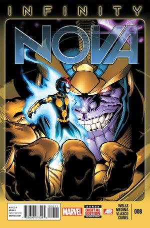 Nova # 8 Issues V5 (2013 - 2015)