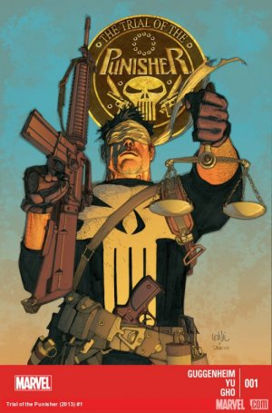 Trial of the Punisher édition Issues (2013)