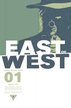 East of West édition Issues (2013 - Ongoing)