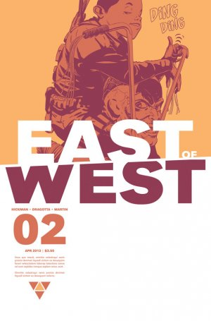 East of West # 2 Issues (2013 - Ongoing)