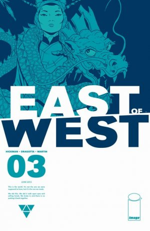 East of West # 3 Issues (2013 - Ongoing)