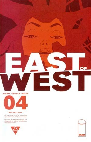 East of West # 4 Issues (2013 - Ongoing)