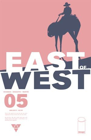 East of West # 5