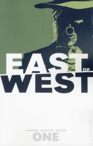 East of West édition TPB softcover (souple)