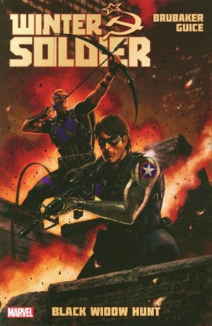 Winter Soldier édition TPB Softcover