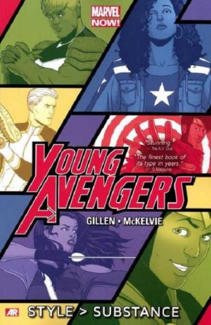 Young Avengers # 1 TPB softcover - Issues V2