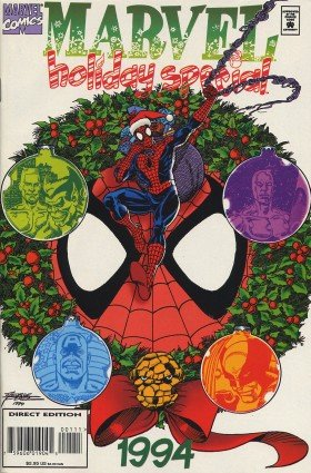 Marvel Holiday Special # 1994 Issues (1991 - 2012)