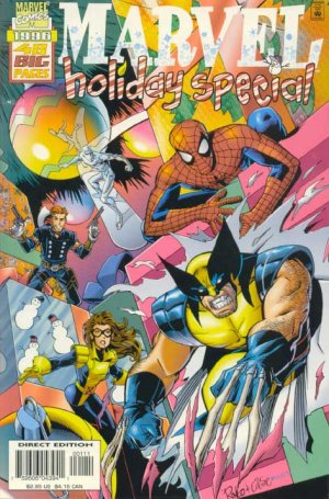 Marvel Holiday Special # 1996 Issues (1991 - 2012)