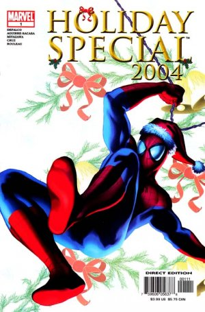 Marvel Holiday Special # 2004 Issues (1991 - 2012)