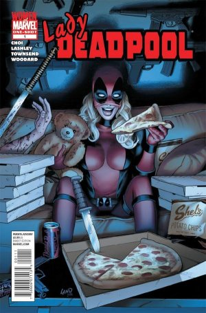 Lady Deadpool édition Issues