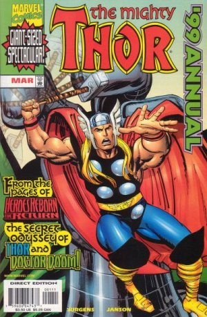 Thor édition Issues V2 - Annuals (1999 - 2001)