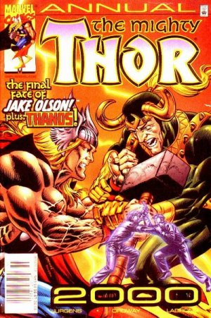 Thor # 2 Issues V2 - Annuals (1999 - 2001)