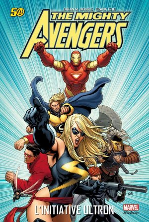 Mighty Avengers édition TPB HC - Marvel Deluxe - Issues V1 (2013 - 2014)
