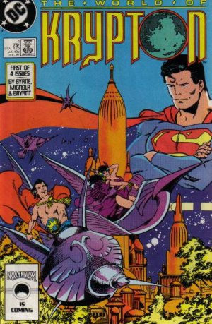 The World of Krypton # 1 Issues